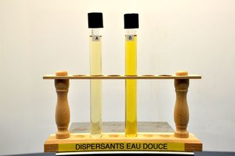 Fresh water dispersant samples