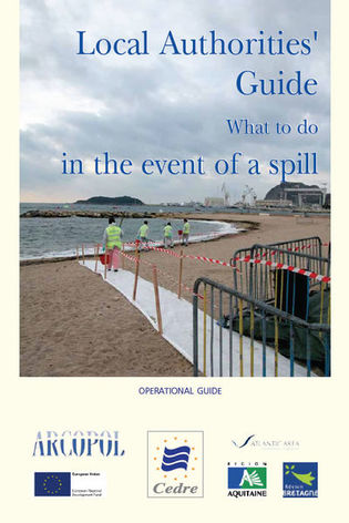 Local Authorities' Guide: What to do in the event of a spill