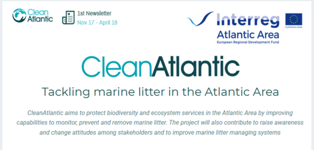 First newsletter of the CleanAtlantic project