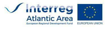 Logo de Interreg Atlantic Area