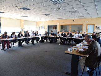 Cedre's Board of Governors meeting