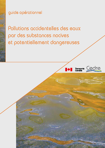 Pollutions accidentelles des eaux par des substances nocives et potentiellement dangereuses