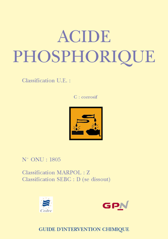 Acide Phosphorique