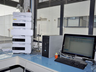 Chromatographe HPLC