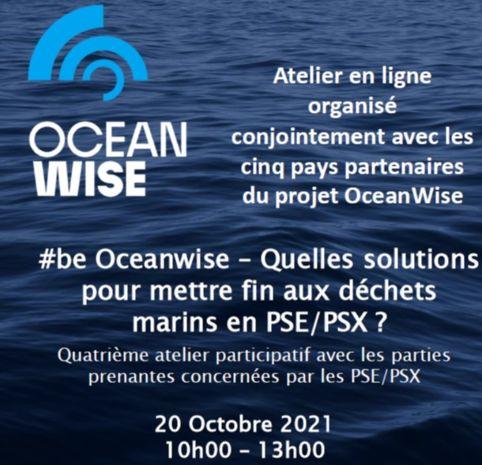 Affiche 4eme atelier OceanWise