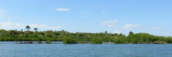 Fish pond (Source: Cedre)