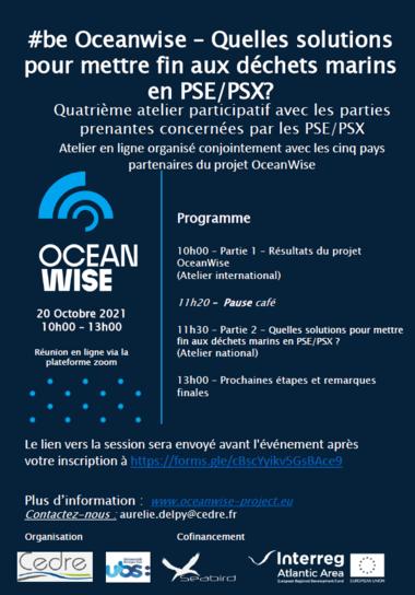 Programme 4eme atelier OceanWise