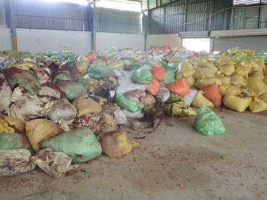 Stockage à moyen terme des déchets